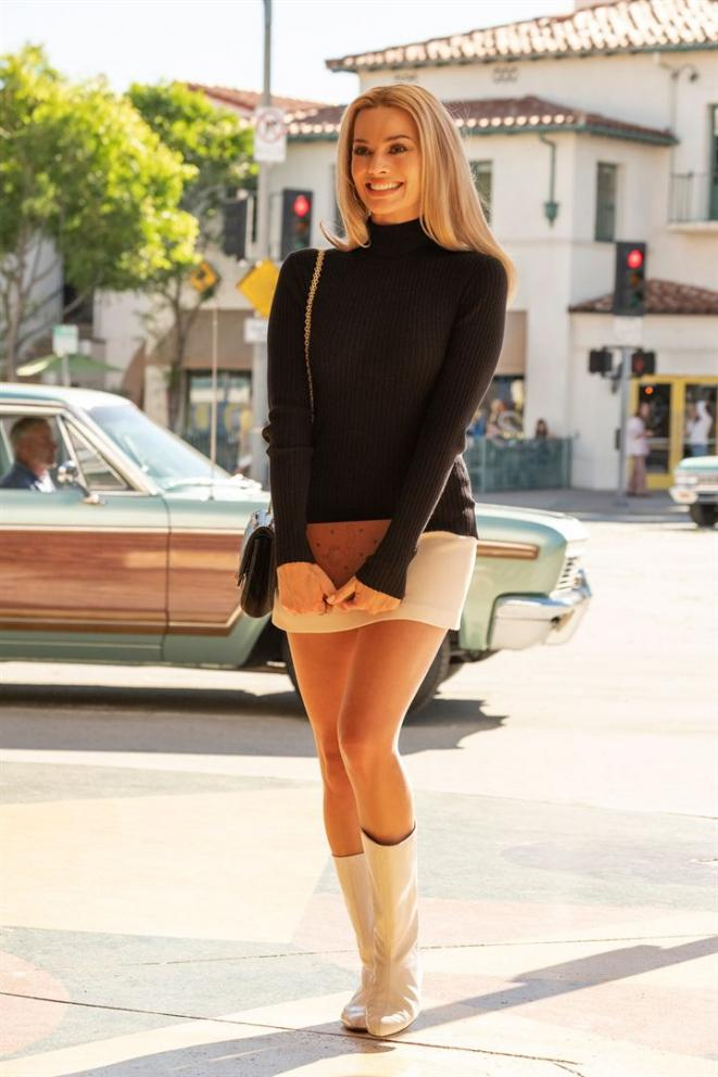 Sharon Tate (Margot Robbie) © Sony Pictures