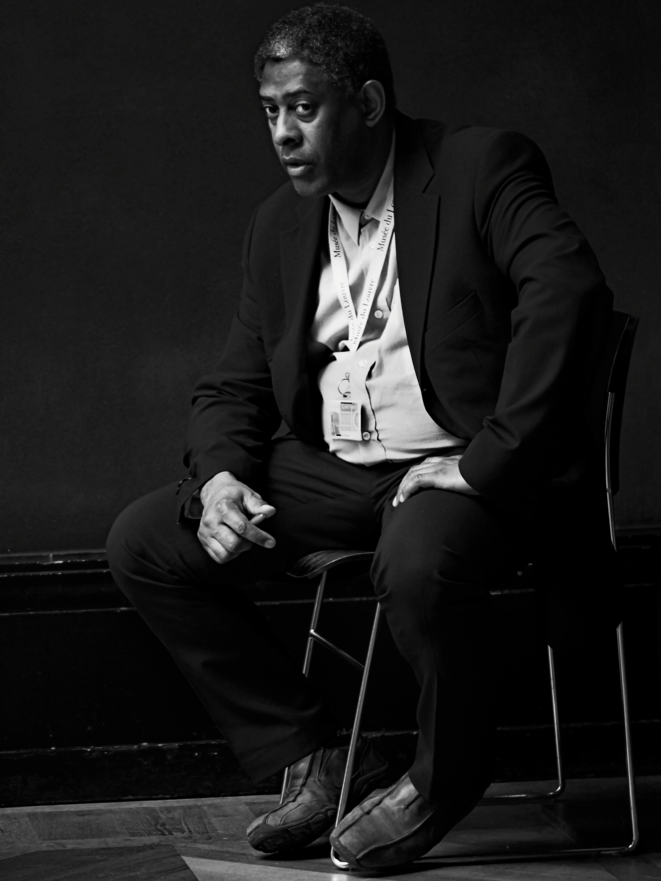 Le gardien Bertin photo Jacques Chuilon © Jacques Chuilon
