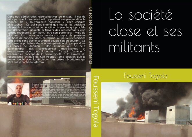 Couverture de la version brochée du livre © Amazon Kindle Publishing