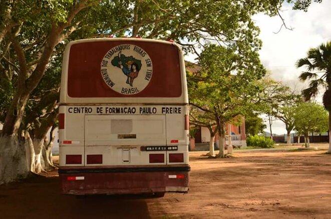 Centro de formaçao Paulo-Freire © Arquivo MST