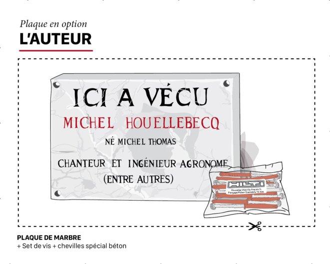 extrait de Mmmh (Maison musée Michel Houellebecq © dr