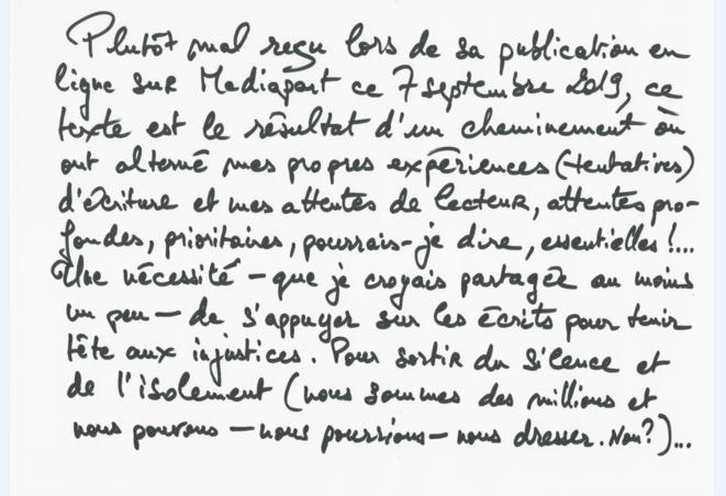 Sur le roman vrai – Naïvement © Jean-Jacques M'U