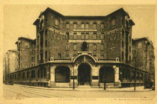 Le Palais de la femme vers 1930