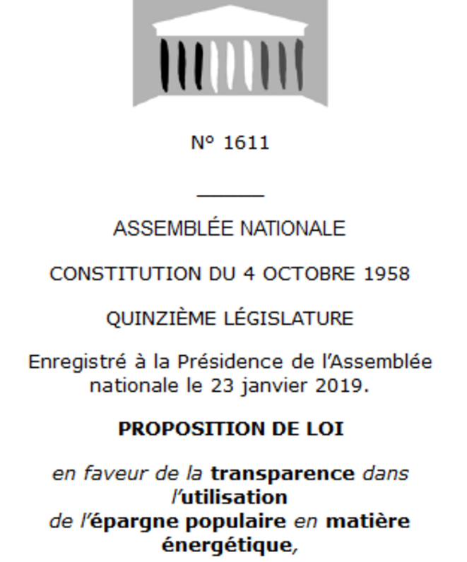 © Assemblée nationale