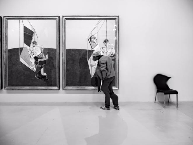 L'ombre du photographe. Photo Jacques Chuilon © Jacques Chuilon
