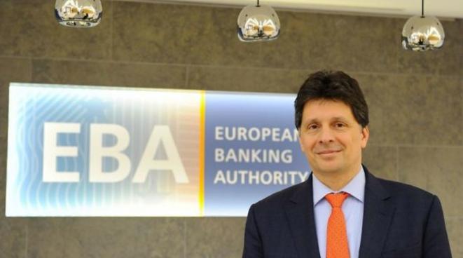 Adam Farkas, numéro deux de l'autorité de régulation bancaire, sur le départ. © DR