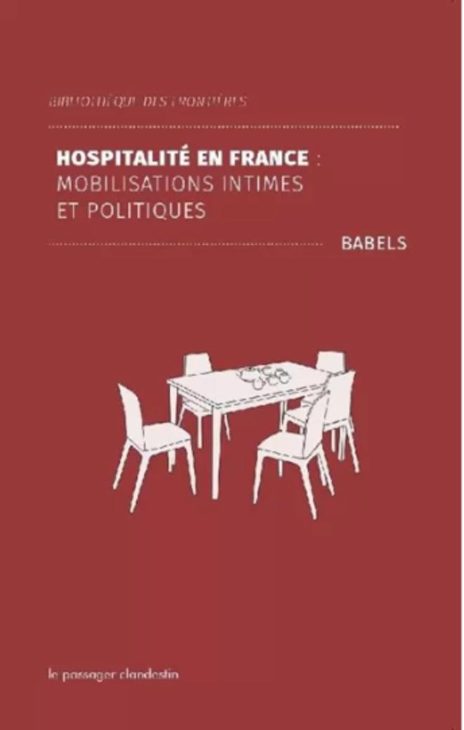 Hospitalités en France © Le Passager clandestin