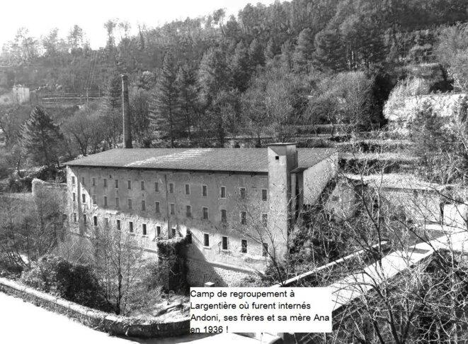 Ancienne usine de moulinage