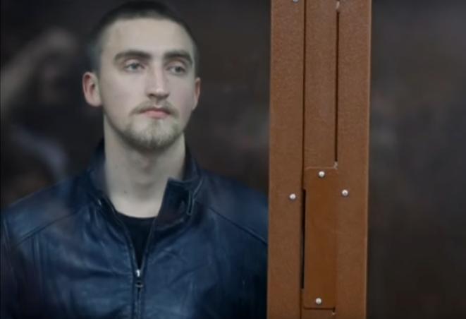 L'acteur Pavel Oustinov condamné à 3 ans et demi de prison. © (capture d'écran)