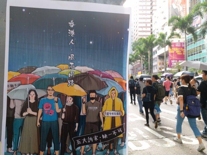 Les «suicidés» de Hong Kong sont érigés en martyrs de la cause démocratique
