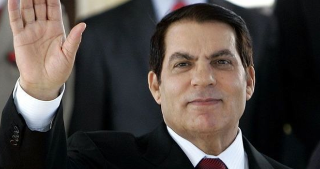 L'ancien autocrate tunisien Ben Ali © Reuters