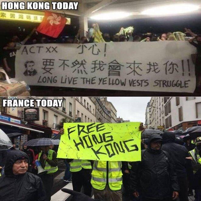 Hong Kong / France