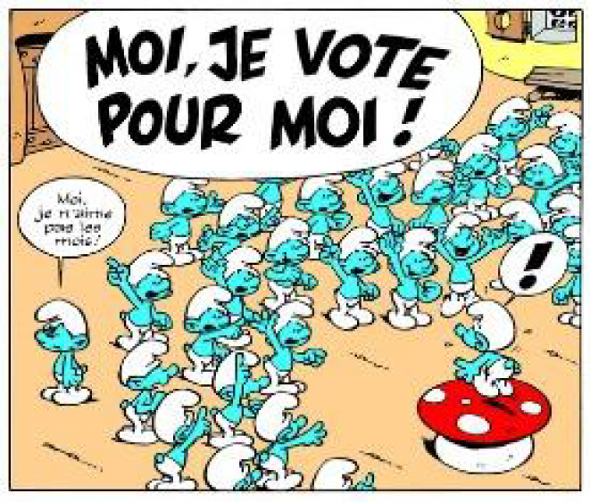 stroumpf-vote