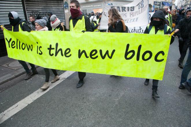New bloc