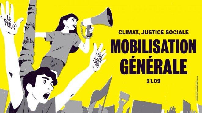 Marchons pour le climat ET contre la politique d'Emmanuel Macron - Le Club de Mediapart