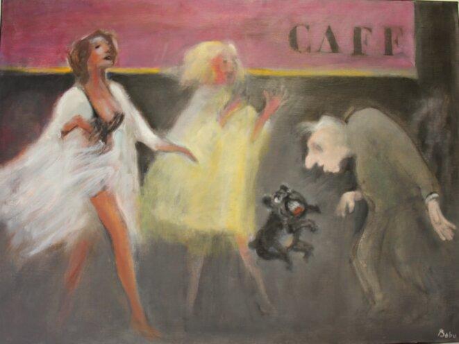 BABU, Café, 2019
