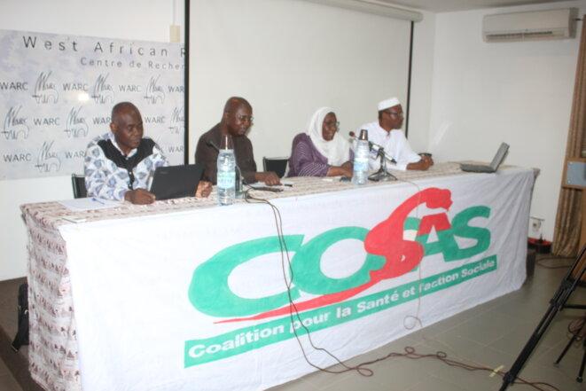 Panel de la COSAS au WARC