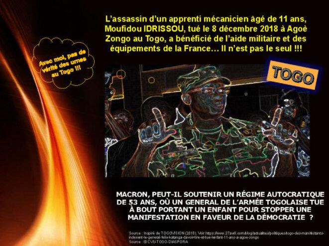 Faure Gnassingbe et Système Rpt-Unir 1967–2020 ou le gouvernement de la violence