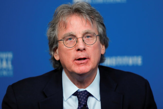 Roger McNamee (Californie, avril 2019). © Reuters