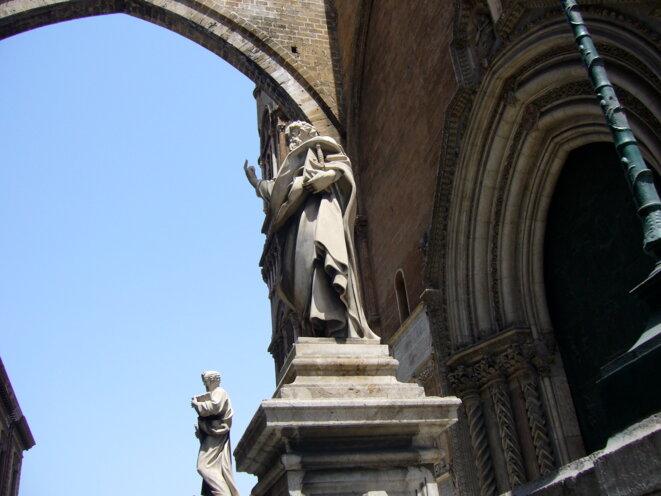Saint au doigt vengeur © Bellon