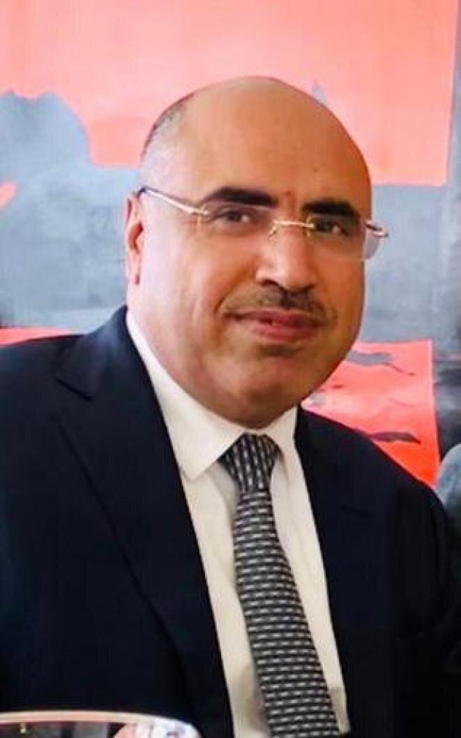 Docteur Ibrahim ALBALAWI - Ambassadeur, Délégué Permanent du Royaume d'Arabie Saoudite auprès de l'UNESCO
