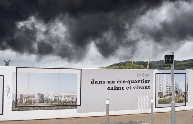 Rouen, capitale européenne des sulfures. © Marie-Hélène Labat