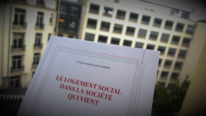 Le logement social dans la société qui vient © François Rochon