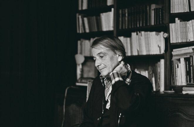 Nathalie Sarraute Michèle Bancilhon AFP
