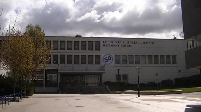 Le campus de l'université de Nantes. © DR