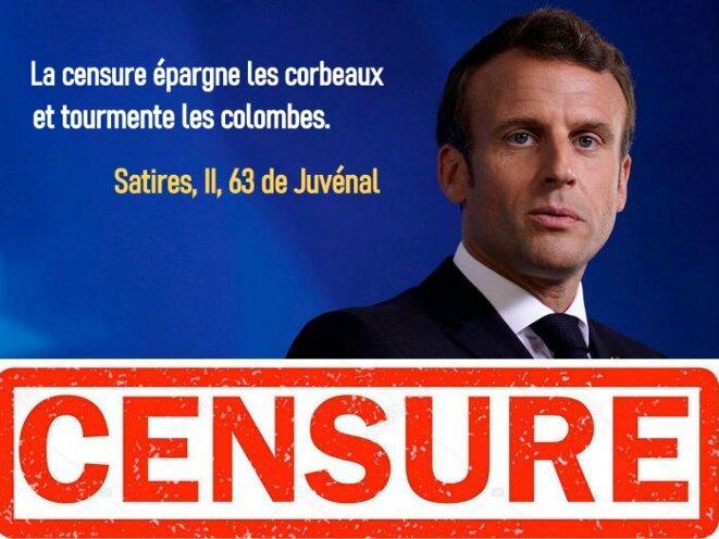 La censure et le pouvoir © Pierre Reynaud