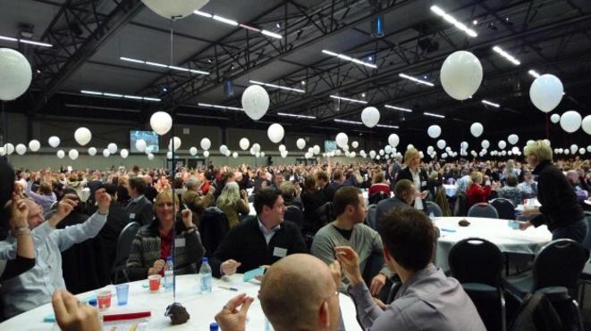 Le Forum national réuni en Islande, après tirage au sort.