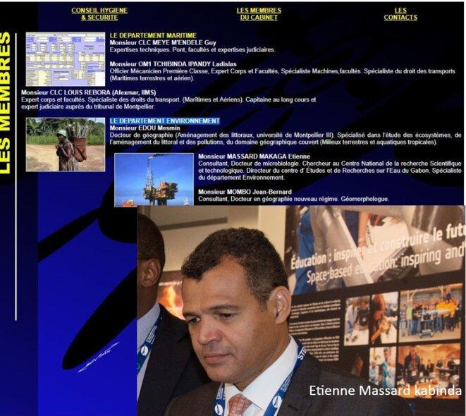 Le nouveau partenaire de l'OPRAG-Cabinet Gabonais d'Expertises Maritimes et Environnementales (C.G.E.M.E)