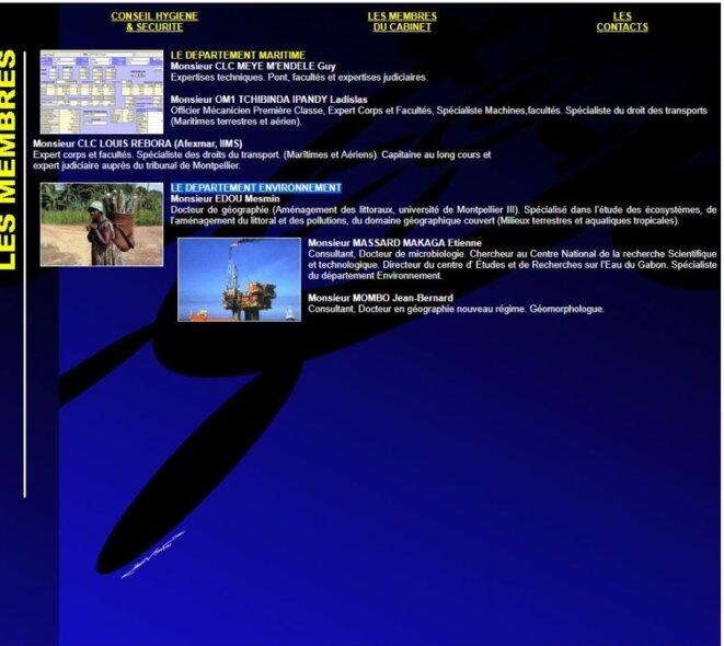Cabinet Gabonais d'Expertises Maritimes et Environnementales (C.G.E.M.E).
