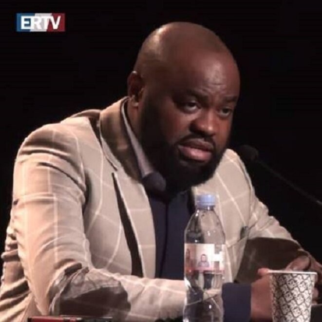 patrick mbeko