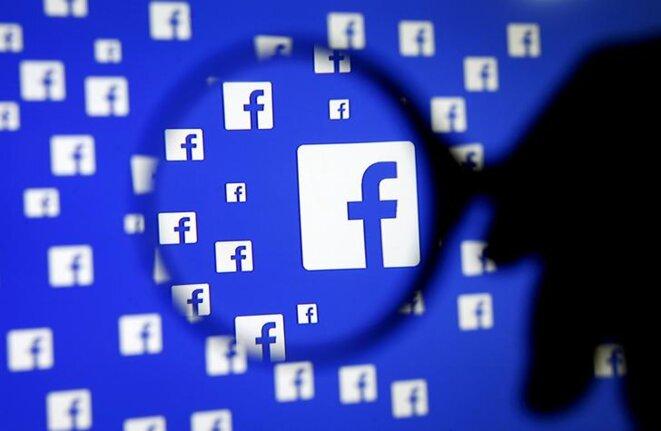 Un commentaire sur Facebook est à l'origine de la décision de la Cour de justice européenne. © Reuters