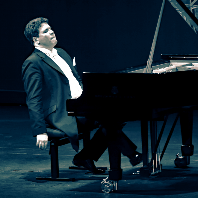 Denis Matsuev en récital, Paris 2019, photo Jacques Chuilon © Jacques Chuilon
