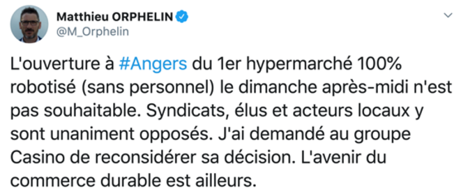 Quand Matthieu Orphelin drague la CGT