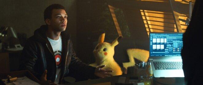 """""""Pokémon - Détective Pikachu"""" de Rob Letterman © Warner Bros."""