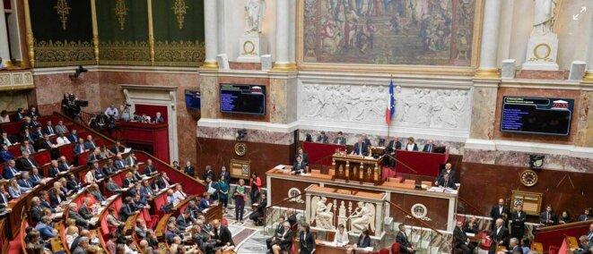 Assemblée Nationale © Pierre Reynaud