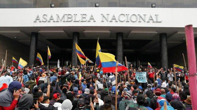 Equateur : quand une mesure