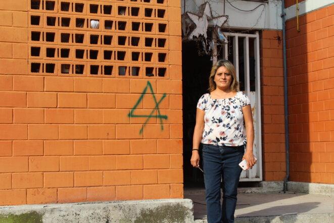 Miles de habitantes del oriente de la Ciudad de México tienen que seguir viviendo en viviendas consideradas no habitables por la autoridad de proteccion civil, ya que agotaron sus apoyos de renta y no existe, todavia, un programa de reubicacion de damnificados por el sismo del 19 de spetiembre de 2017 © Clément Detry