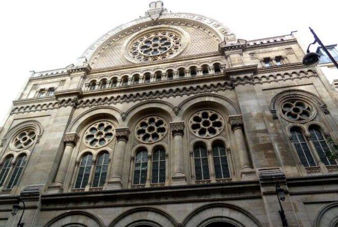 La Grande Synagoque © Pierre Reynaud