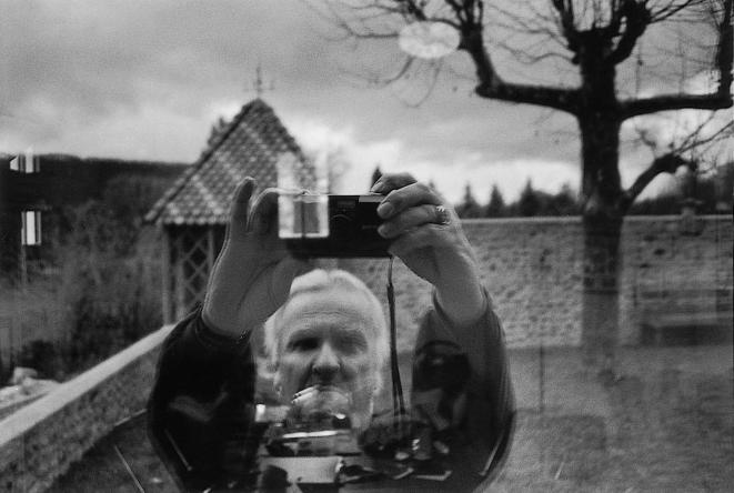 «Autoportrait» © Denis Roche