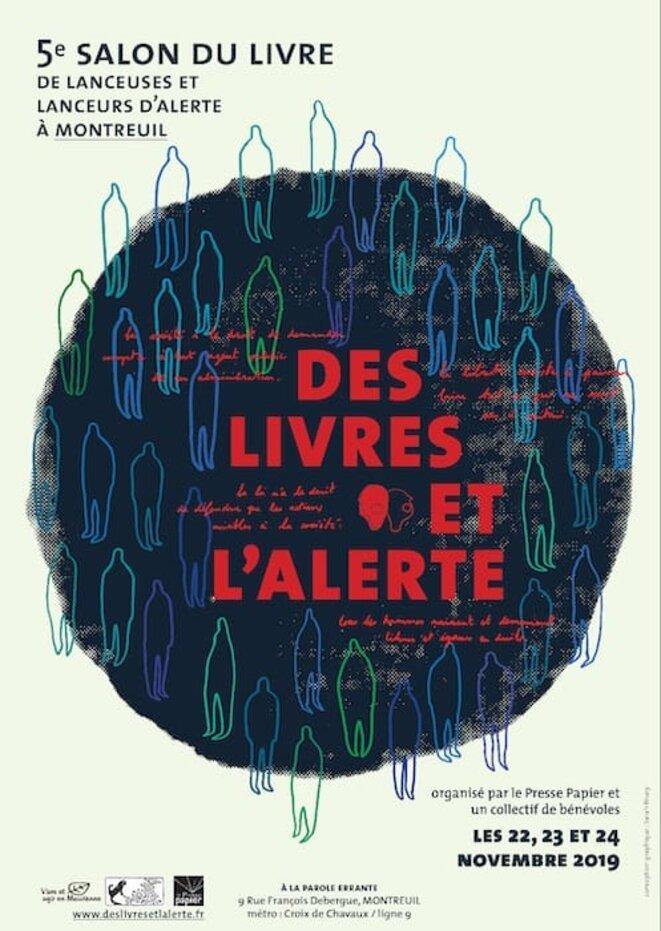 Le 5eme Salon Des Livres Et L Alerte 2019 Le Club De Mediapart
