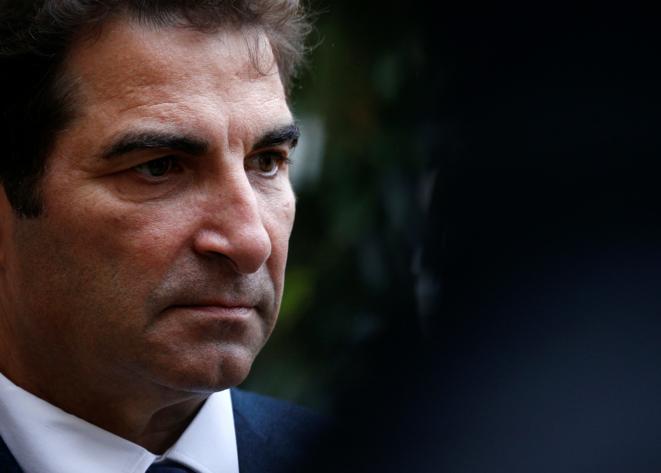 Christian Jacob candidat à la présidence de LR. © Reuters