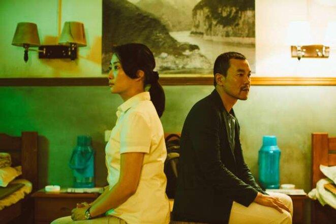 """""""Les Éternels"""" (Jianghu er nü) réalisé par Jia Zhang-Ke © Ad Vitam"""