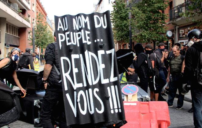 L'acte 48 des gilets jaunes à Toulouse © ER