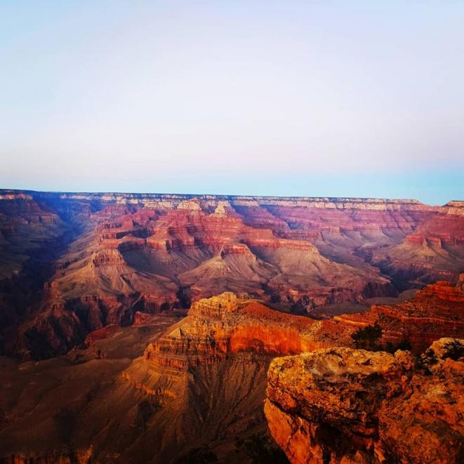 Grand Canyon © DR