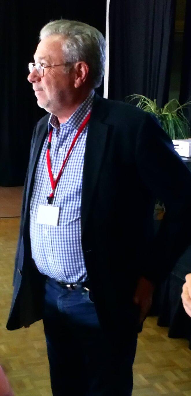 Jean-François Dufresne, dirigeant d'Andros, à l'Université d'Automne de l'ARAPI