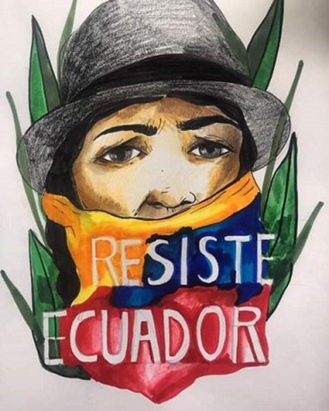 Resiste Ecuador © CADTM International